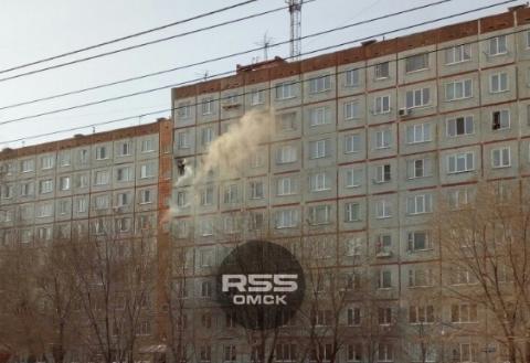 После пожара на Фугенфирова в больнице находится грудной малыш