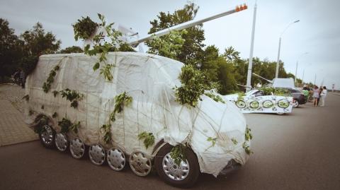 В Омск за танком приедут разработчики World of Tanks