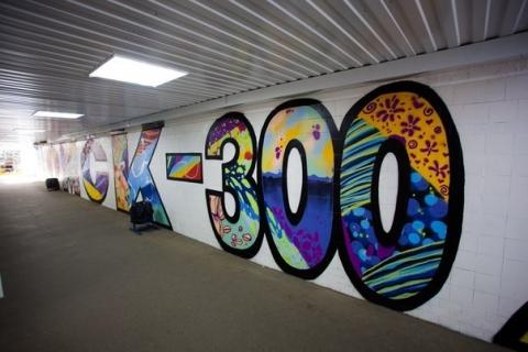 Молодые художники распишут все подземные переходы в Омске