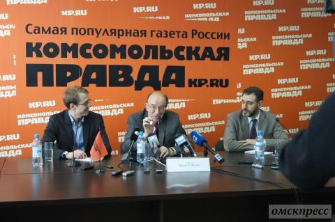 "Проект омского метротрама ещё не обсуждался с ""Мостовиком"""