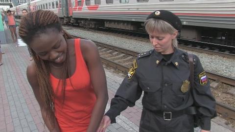 Омск лишился нигерийской проститутки