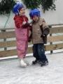 Ждут детей  в «ледовой»  школе