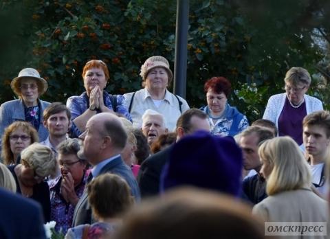 В Омске появился новый памятник