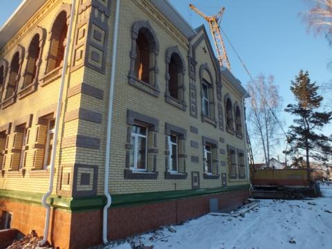 Расширение инфраструктуры Калачинска