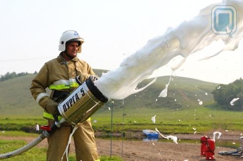 """Лесные пожары не повредили нефтепровод """"Транснефти"""""""