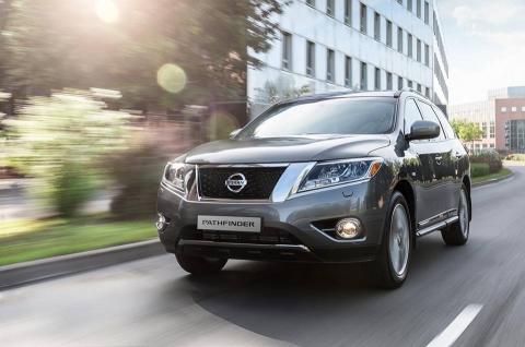 Nissan раздразнила Facebook новым внедорожником-гибридом