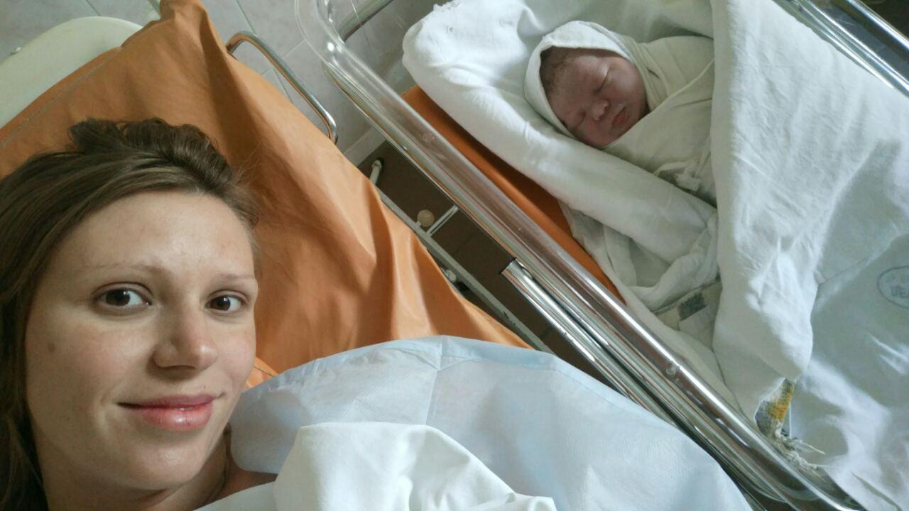 В Омске у народного героя Кудрявцева от новой жены родился десятый ребенок