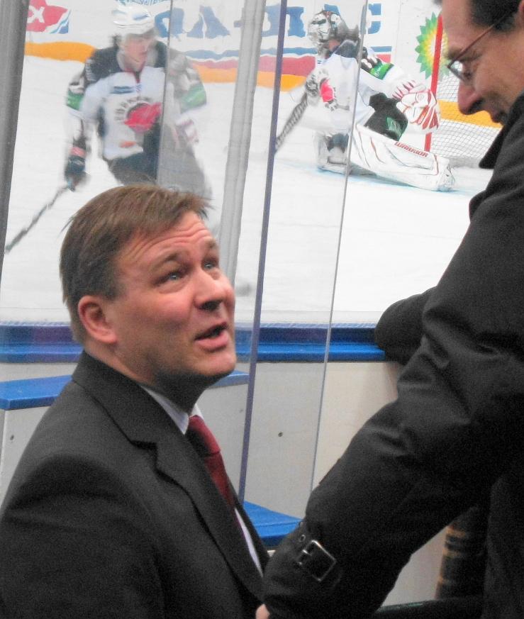 Экс-тренер омского «Авангарда» избил прохожего в Хельсинки