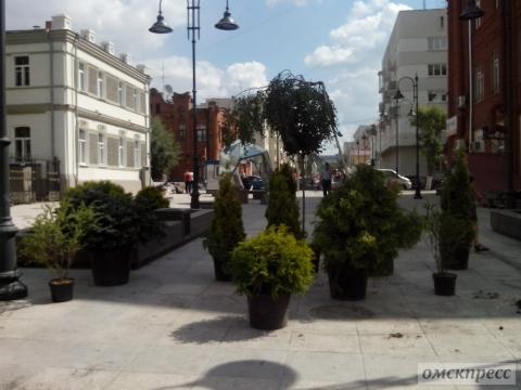 На День города омичам подарят недостроенную улицу Валиханова