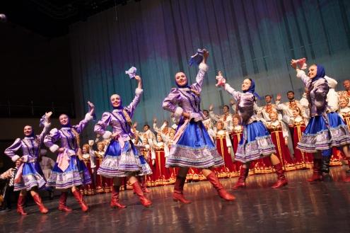 Омский хор показал свою каннскую программу