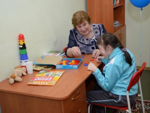 Центр реабилитации «Планета друзей» могут посещать 200 детей в месяц