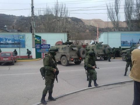 Сводки из Крыма: неужели война?