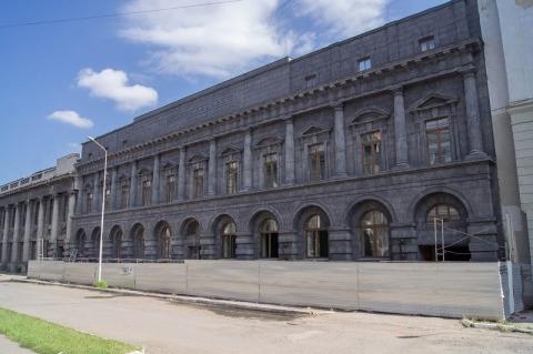 В Омске отреставрировали старое здание роддома №1
