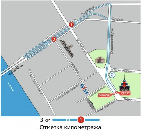 День города в Омске — 2017