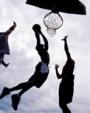 Мокрый баскетбол по-омски