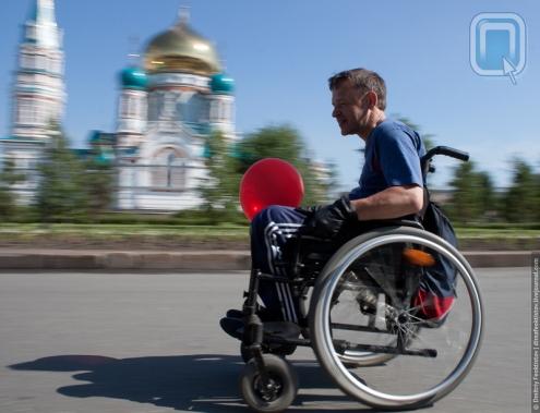 """""""ВелоОмск-2012"""" прошел при солнечной погоде"""