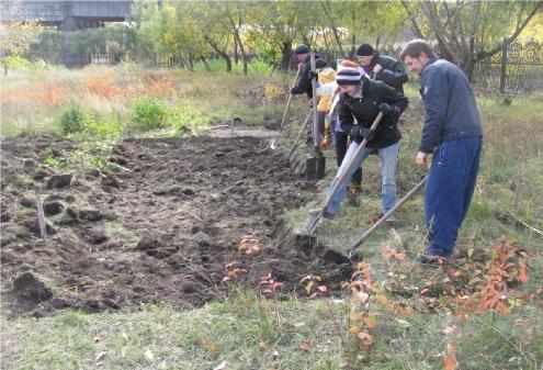 Завод Попова будет воспитывать юных археологов