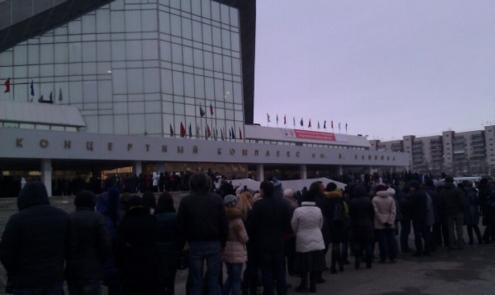 Земфира завершила концертом в Омске уральско-сибирский тур