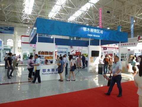 В Китае будут продавать омский трикотаж