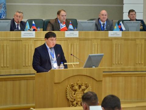 Впервые Россия и Казахстан отрабатывают совместные действия на омских дорогах