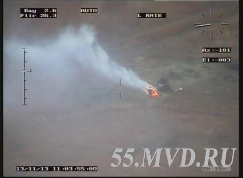 Раненый омич четыре дня прождал спасательного вертолета