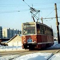 В Омске за четыре года модернизировали десять трамваев