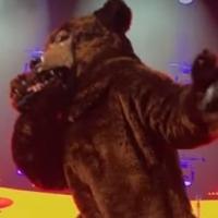 Солист «Би-2» на концерте в Омске оделся медведем