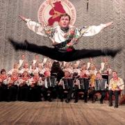 Омский народный хор выступит на Венецианском карнавале