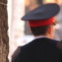 Омский полицейский угнал сам у себя иномарку