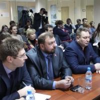 В Омске бизнесмены обсудили антикризисное управление