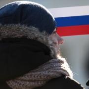 Несколько тысяч омичей вышли на митинг в поддержку Крыма