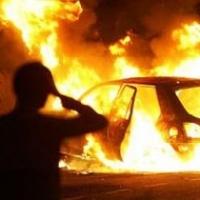 В Омске за сутки сгорели три автомобиля