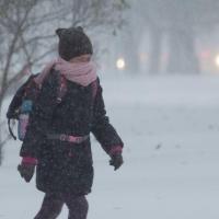 За минувшие сутки дорожники убрали с омских улиц 4 тысячи кубометров снега