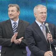 На Кубок мира по хоккею в Омск приедут Третьяк и Фетисов