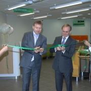 Сбербанк открыл центральный офис в Таре