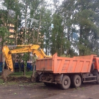 Шесть омичей похитили 7 экскаваторов и 3 самосвала для продажи в Казахстан