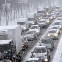 За 15 часов в Омске произошло 250 дорожных аварий