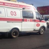 Пьяный водитель на автомобиле «Lada» вылетел в кювет на трассе Омск-Тара