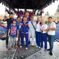 Омич Алексей Тищенко помог установить рекорд Гиннесса