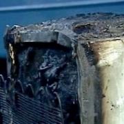 В Кировском округе загорелся магазин