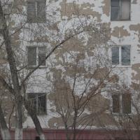 В Октябрьском округе Омска в 2016 году на ремонт домов выделили 59 миллионов рублей