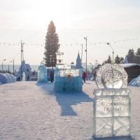В Нефтяниках для омичей сделают ледовые шахматы
