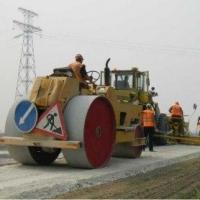 В Омске начался ремонт дорог на улицах Машиностроительная и Багратиона