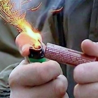 Под Омском в руках 14-летнего подростка взорвалась петарда