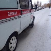 На пожаре в Омской области многодетная мать успела спасти одного сына