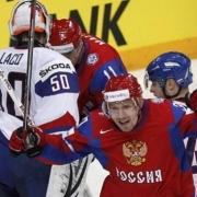 """Три хоккеиста """"Авангарда"""" вошли в окончательную заявку сборной России"""