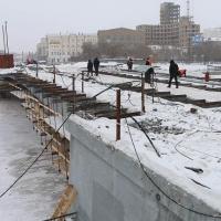 Минстрой Омской области даст на Юбилейный мост еще 145 млн рублей