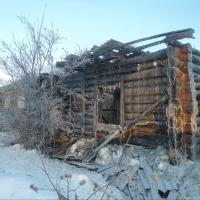 В Омской области в горевшем частном доме погибла 4-летняя девочка