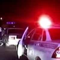 20-летний омич пытался удрать от полиции на угнанном авто