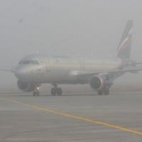 Погода внесла коррективы в работу Омского аэропорта